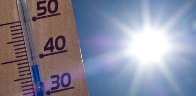 termómetro calor