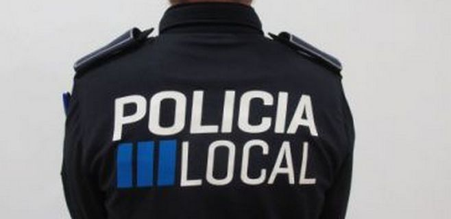 uniforme policía local