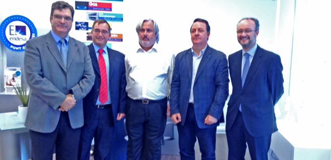 Endesa abre un nuevo punto de servicio en inca for Endesa ibiza oficina