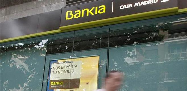 Bankia elimina de un plumazo su direcci n territorial en for Bankia oficina de empresas