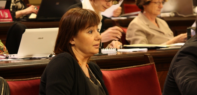 Armengol-Parlament