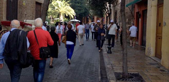 palma-turistas