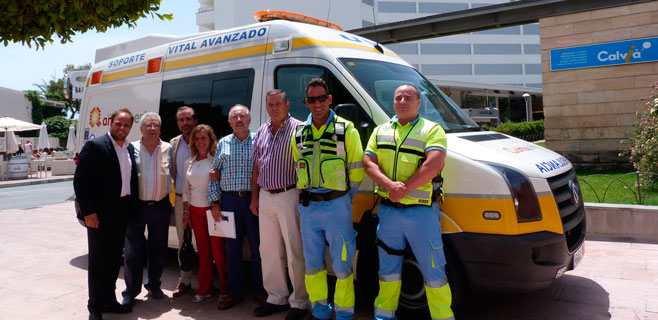 Acto-Ambulancias-Magalluf-