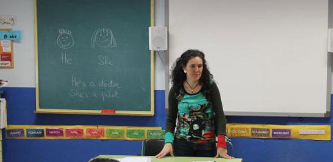 aula-inglés