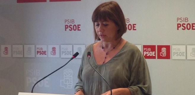 armengol-sede-PSIB-PSOE