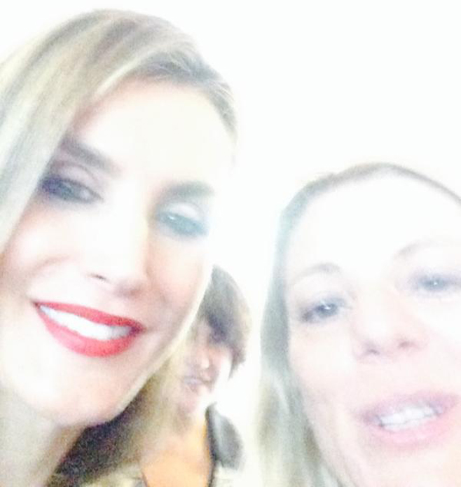 selfie-letizia-aina-aguilo