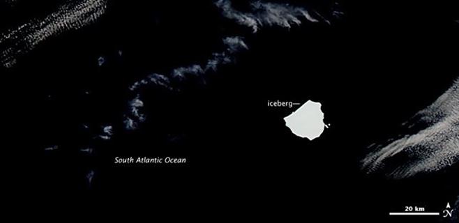 iceberg-solitario
