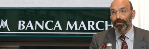 Banca march ficha para su consejo al sucesor de cebri n en for Oficinas banca march palma