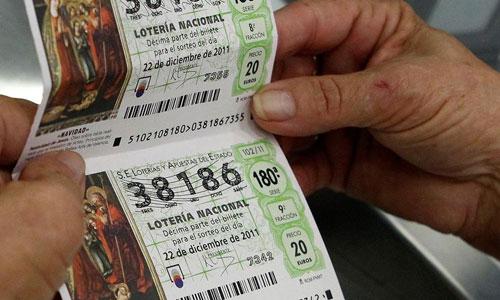 loteria extraordinario nacional: