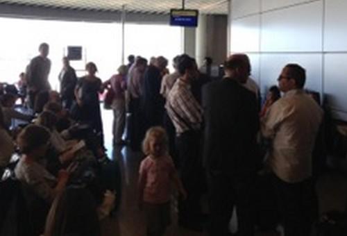 Los pasajeros denunciar n a vueling por el aterrizaje for Oficinas vueling barcelona